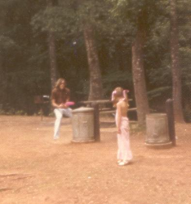 Jody, Tawney - Frisbee in the Park 1977.JPG